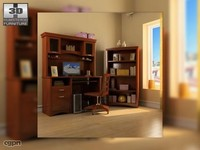 3d home workplase