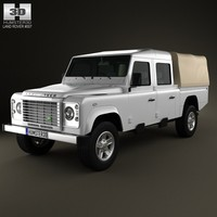 Land-Rover Defender 130 High Capacity Double Cab PickUp 2011