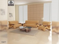 3d living room furniture 06 model