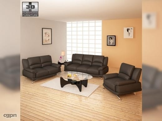 3d living room furniture 09