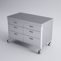 Alpes Inox Kitchen Furniture