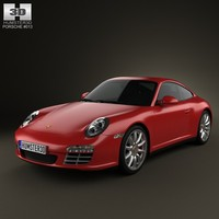 Porsche 911 Carrera 4S Coupe 2011
