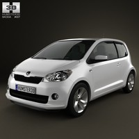 3ds skoda citigo 2013