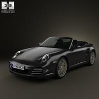 3d car s model