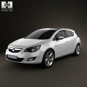 car 5 3d model