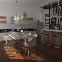 max kitchen interior