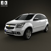 3ds chevrolet agile 2011