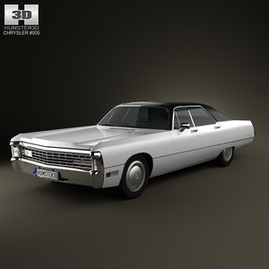 imperial lebaron chrysler 3d 3ds