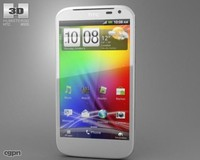 htc sensation xl 3d max