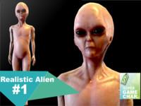 realistic aliens 1 fbx