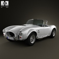 3ds ac shelby cobra