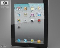 apple ipad 2 3d 3ds