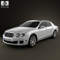 max bentley continental flying