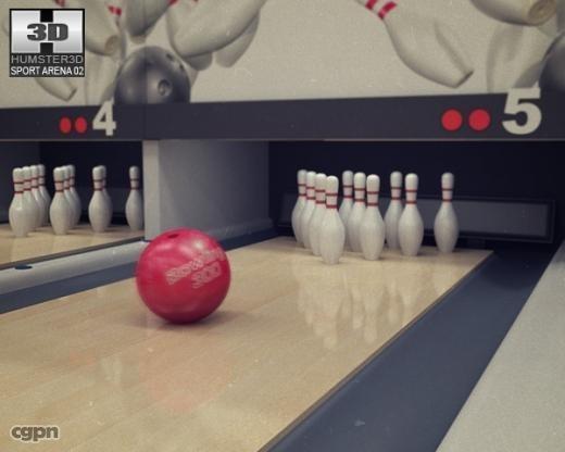 bowling club 3d 3ds