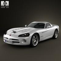 3d 3ds car 2008