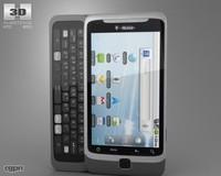 mobile t g2 3d model