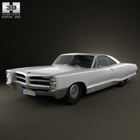 pontiac bonneville 1966 3ds