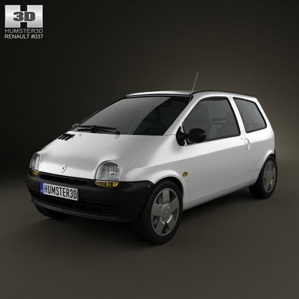 Renault Twingo: Renault Twingo 1992 Max
