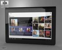 sony tablet s 3d max