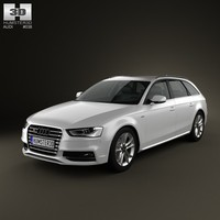 3d audi s4 2013 model