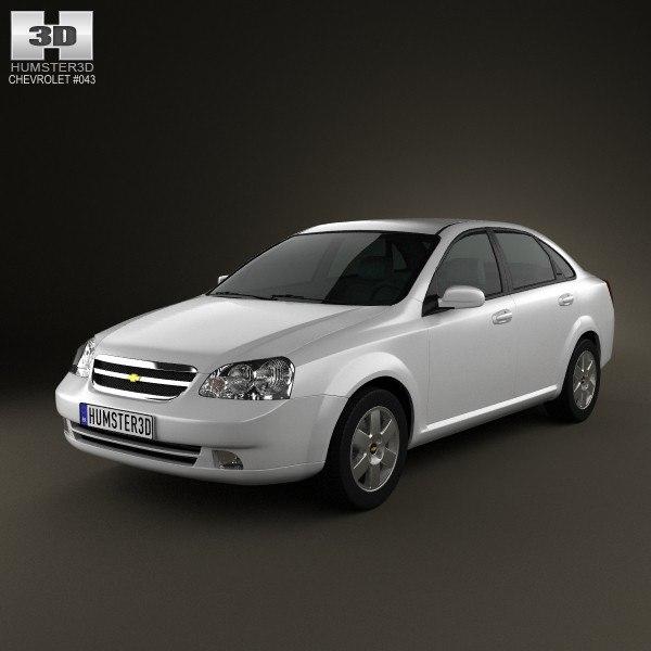 3d chevrolet lacetti 2011 model