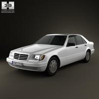 mercedes-benz s-class w140 max