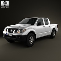 Nissan Frontier CrewCab ShortBed 2012