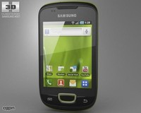 3ds samsung galaxy s