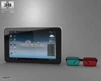 3d mobile t g model