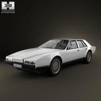 Aston Martin Lagonda 1985