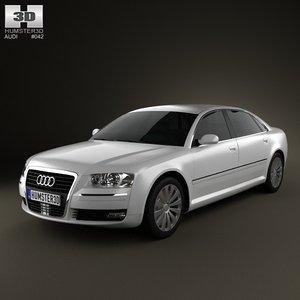 3d car 2008 model