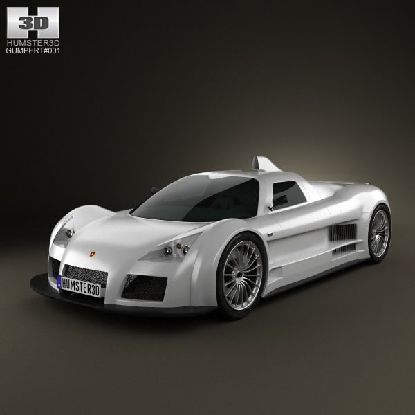 car 2008 3ds