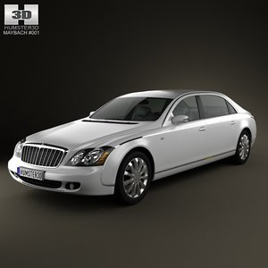 3ds maybach 62s s