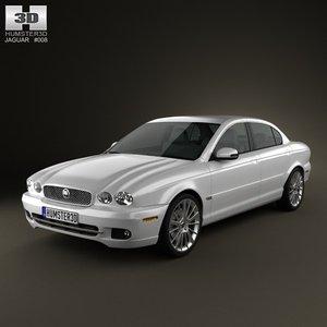 3d x type 2009