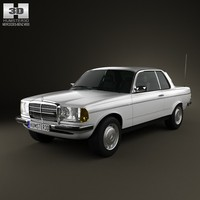 3d coupe mercedes benz