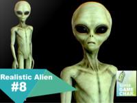 realistic aliens fbx