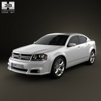 Dodge Avenger RT 2012