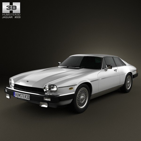 3d xj s 1975 model