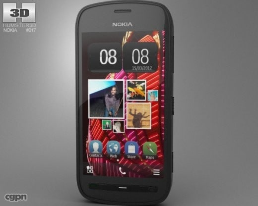 nokia 808 pureview 3ds