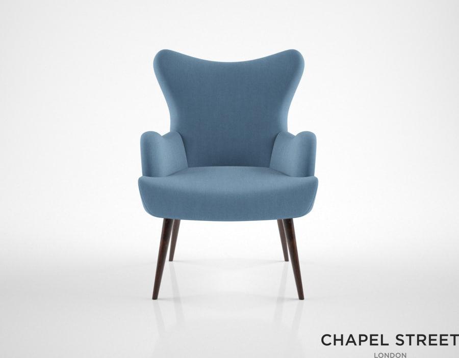 chapel street leonato armchair max