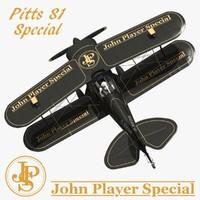 3d model pitts s1