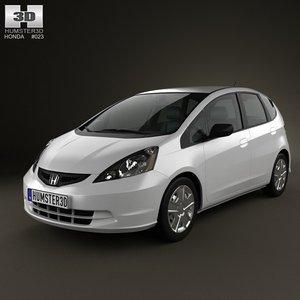 3d model car base