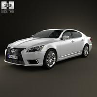 lexus ls xf40 3ds