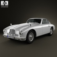 aston martin db2 3ds