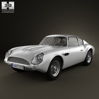 3ds aston martin db4
