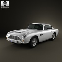 aston martin db6 3ds