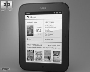barnes noble nook max