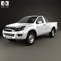 3d isuzu d single model