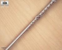 flute 3d max
