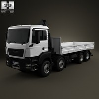 man tgs flatbed max